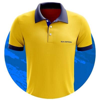 camisa polo bordado personalizada 3
