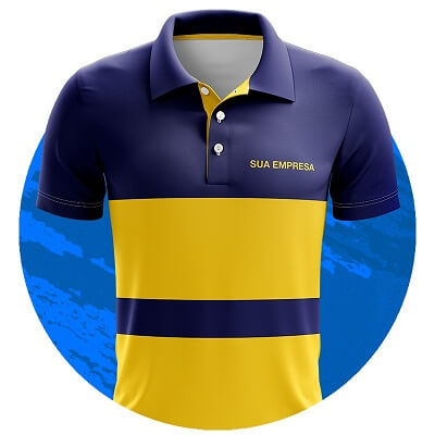 camisa polo dryfit
