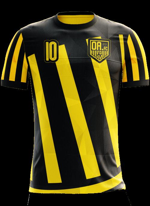 d4a7087d8 camiseta de time personalizada com nome. camisa de varzea
