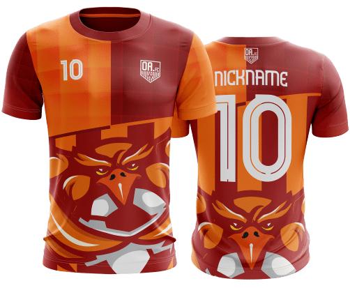 ... uniformes esportivos. Comprove agora tudo o que temos para oferecer.  Faça já o seu orçamento online e garanta a sua camisa de futebol para  personalizar ... 21a6e982ceb92