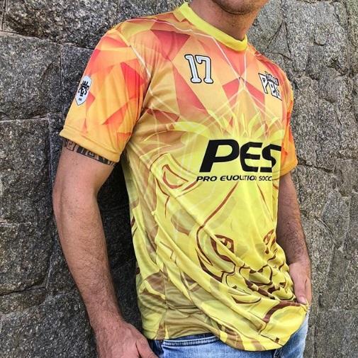 camisa de futebol para personalizar