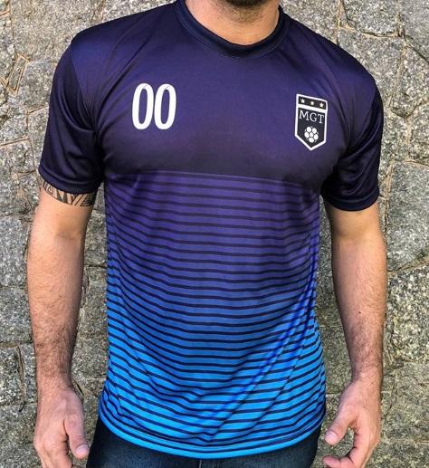 Criar camisa de futebol personalizada? Só na Oficina do Abadá!