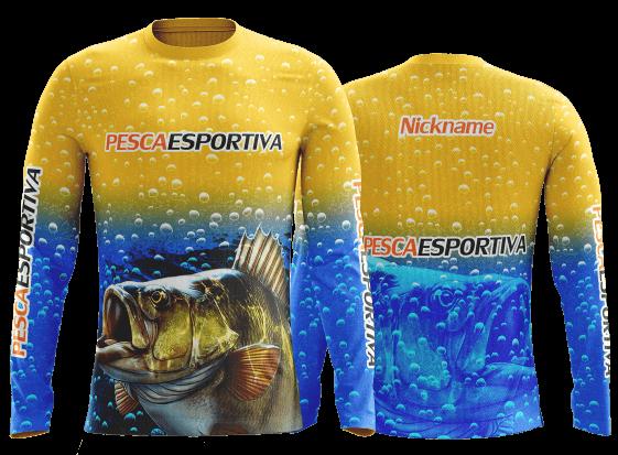 camisa de pesca uv