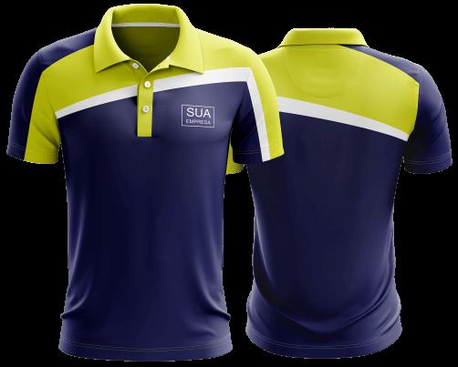camisa polo dryfit 16