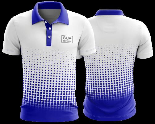camisa polo dryfit 17