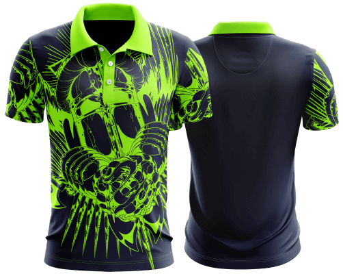 camisa polo dryfit 21