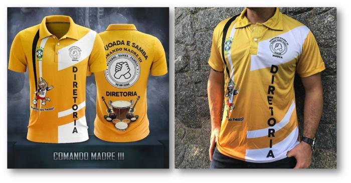 camisas polo projeto e real 10