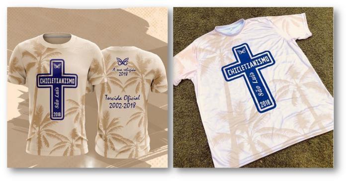 0430e4637 Camiseta Personalizada na Zona Leste é na Oficina do Abadá