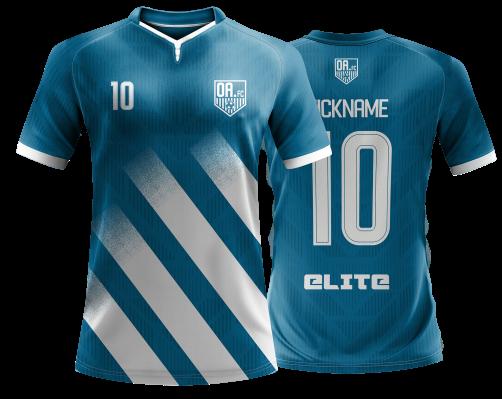 aea0f2c560fbc modelo de camisa de time personalizada