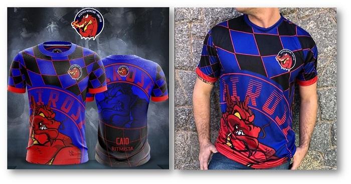 camisas de futebol projeto e real 12