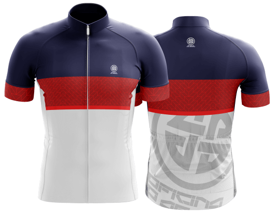 camisa de ciclismo personalizada 10