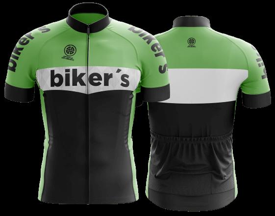 camisa de ciclismo personalizada 11