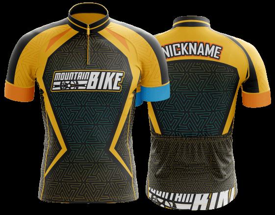 camisa de ciclismo personalizada 12