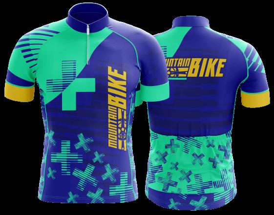 camisa de ciclismo personalizada 14
