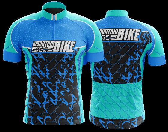 camisa de ciclismo personalizada 16