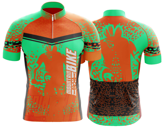 camisa de ciclismo personalizada 18