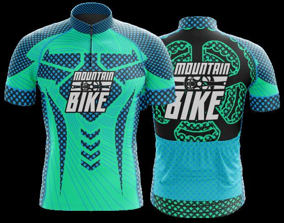 camisa de ciclismo personalizada 19