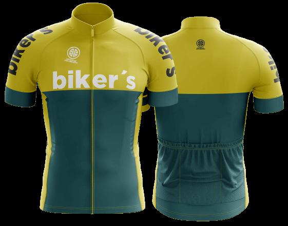 camisa de ciclismo personalizada 21