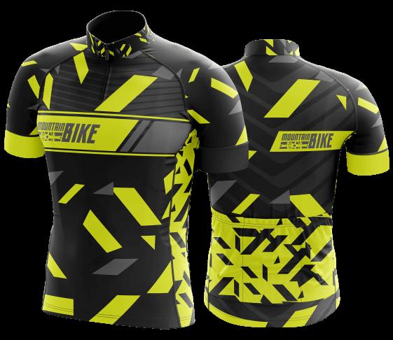 camisa de ciclismo personalizada 24