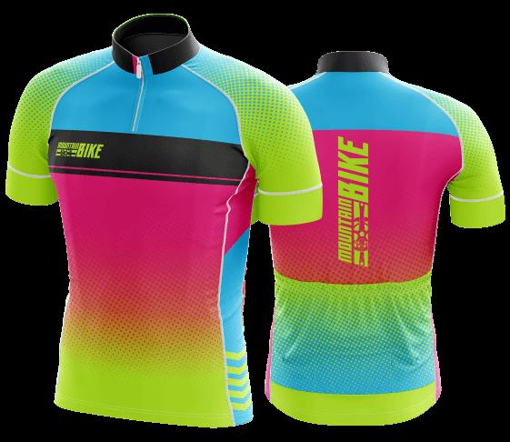 camisa de ciclismo personalizada 26