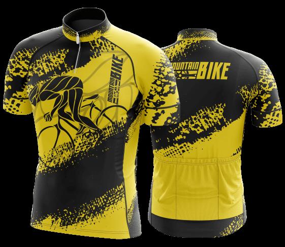 camisa de ciclismo personalizada 29