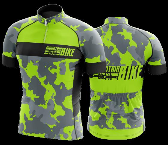 camisa de ciclismo personalizada 30