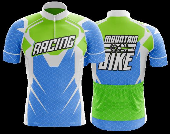 camisa de ciclismo personalizada 4
