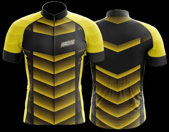 camisa de ciclismo personalizada 7