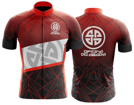camisa de ciclismo personalizada 9
