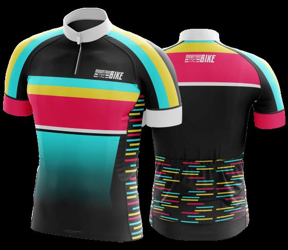 camisa de ciclismo personalizada 32