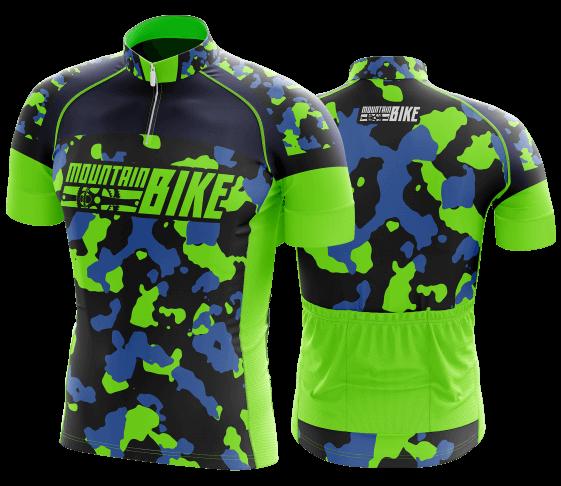camisa de ciclismo personalizada 34