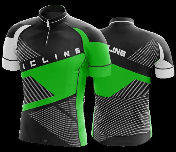 camisa de ciclismo personalizada 35