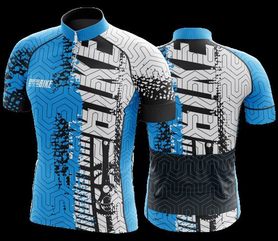 camisa de ciclismo personalizada 39