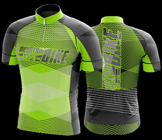 camisa de ciclismo personalizada 40