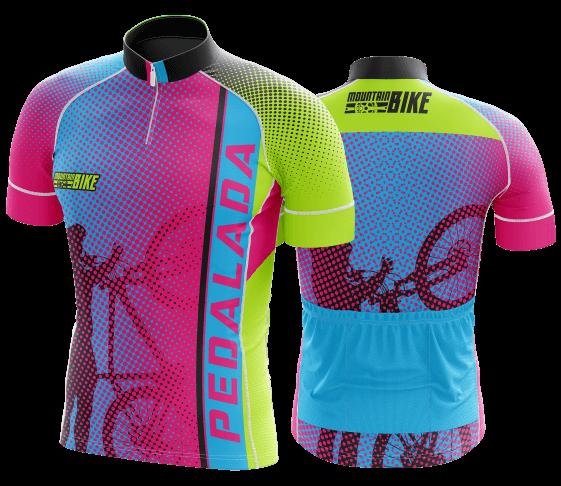 camisa de ciclismo personalizada 41