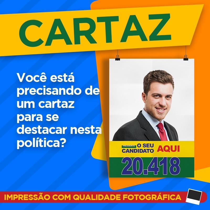 cartaz politico mobile