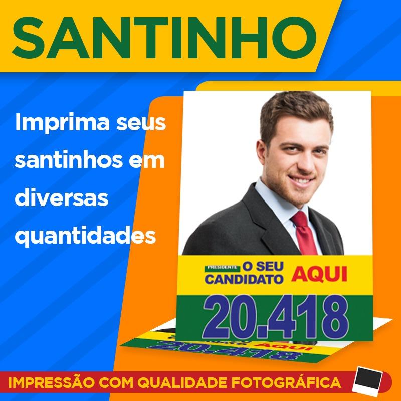 santinho politico mobile