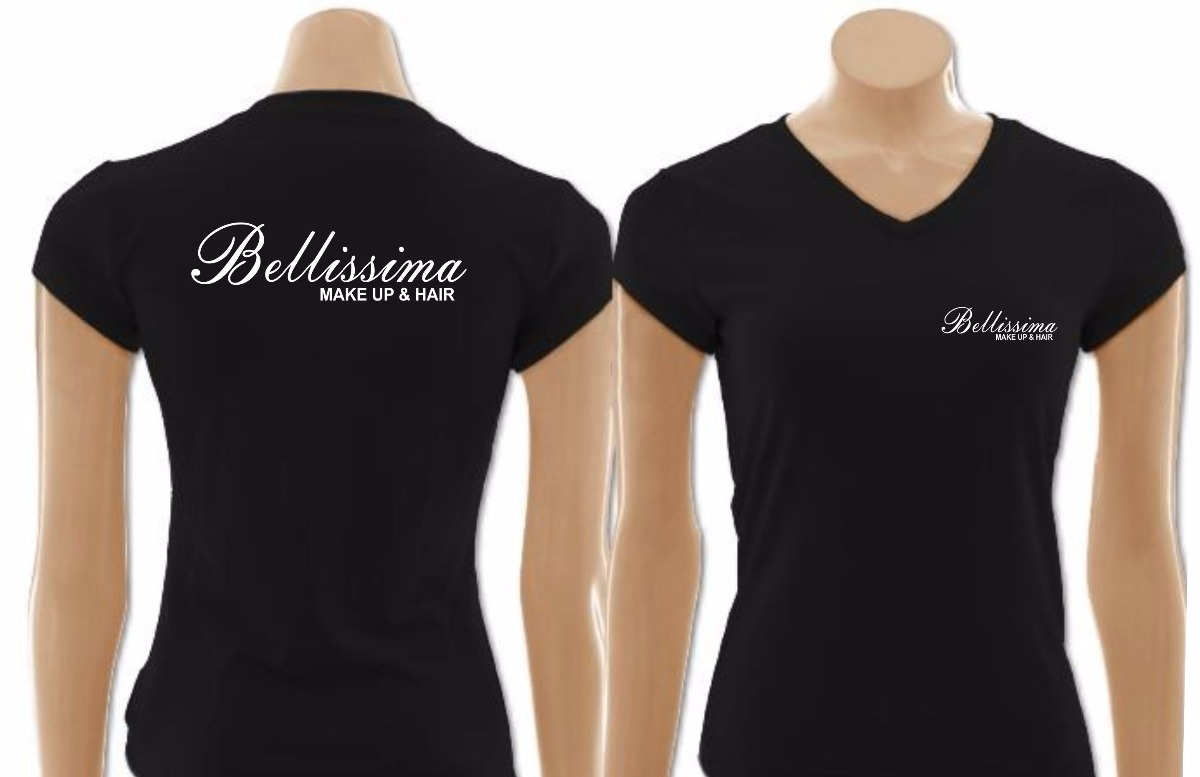 1cb8063dd As camisetas para uniformes de empresas não precisam ser