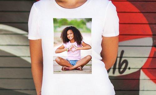 camisa com foto