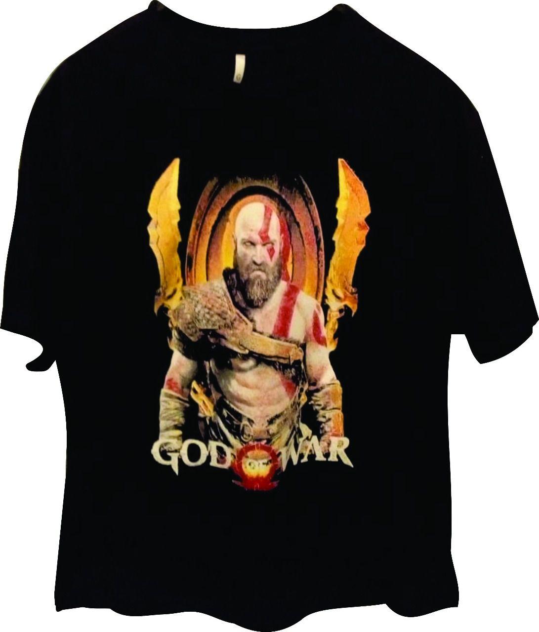camisa de games