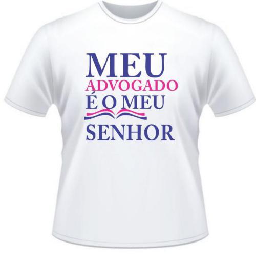 Camisa personalizada evangélica