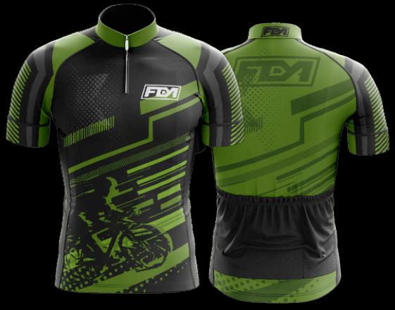 camisa de ciclismo personalizada 51