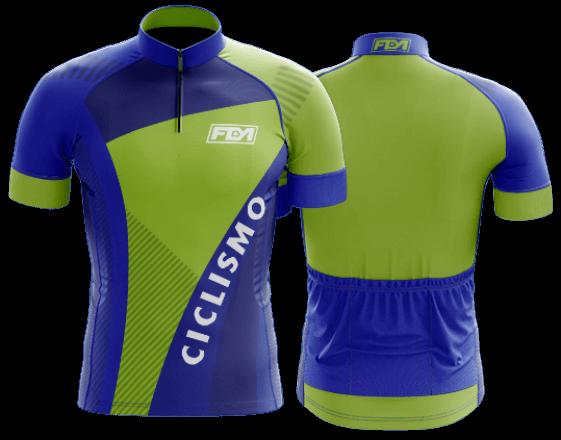 camisa de ciclismo personalizada 53