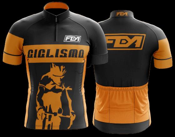 camisa de ciclismo personalizada 54