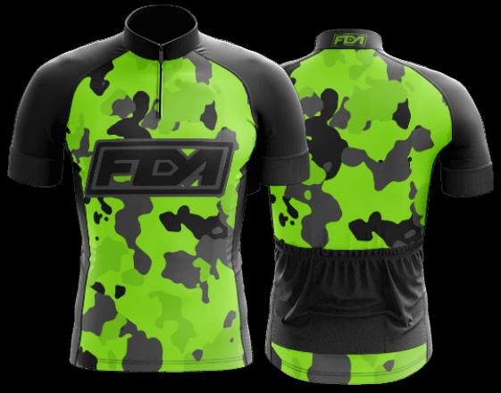 camisa de ciclismo personalizada 56