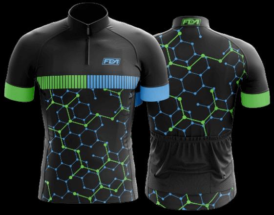 camisa de ciclismo personalizada 60