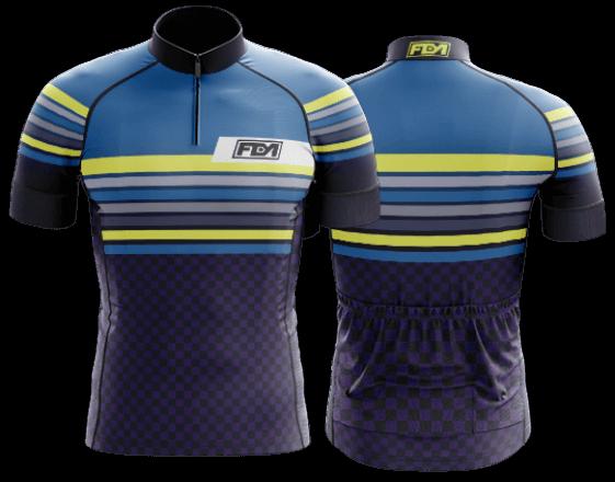 camisa de ciclismo personalizada 68