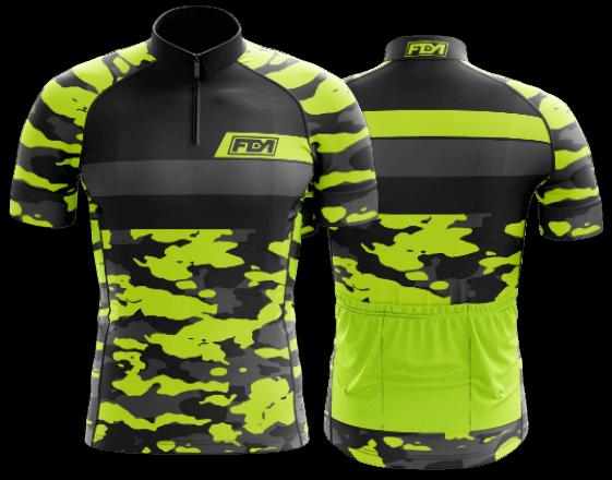 camisa de ciclismo personalizada 69