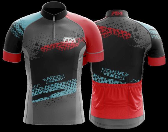 camisa de ciclismo personalizada 70