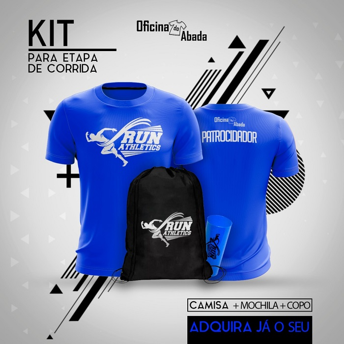 kit camisa corrida de rua 3